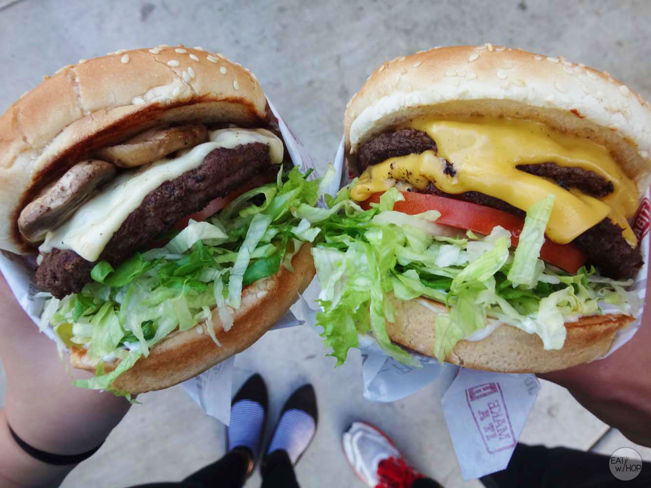 The Habit Burger Grill Burgers Are So Juicy! | Giveaway
