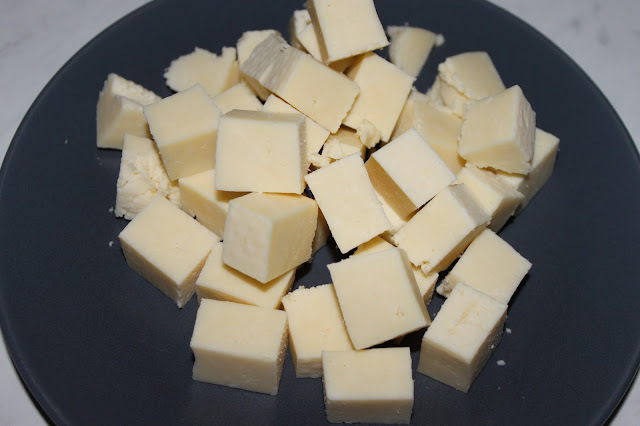 Paneer - indisk ost