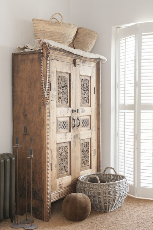 Styling an Armoire