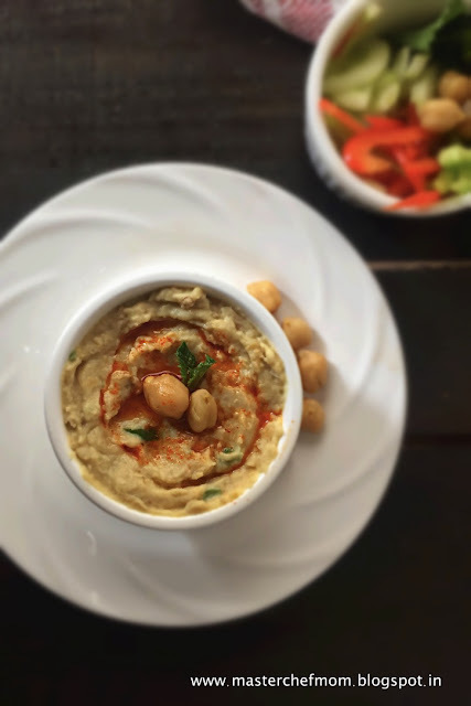Hummus | How to make Hummus at Home | Hummus from Scratch | Popular Lebanese Dip | Vegan and Gluten Free Recipe | Easy And Healthy Recipe