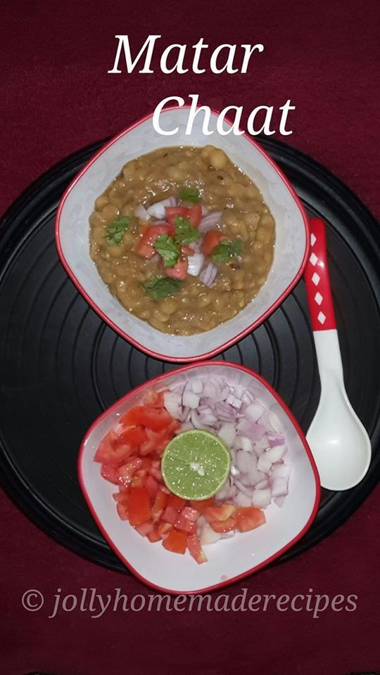 Matar Chaat Recipe, How to make Matar Kulcha | Dried Peas Potage Recipe