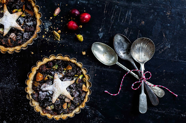 Real mincemeat with a twist