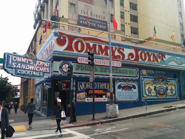 Tommy's Joint, San Francisco