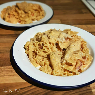 Slimming World Friendly: Creamy Cajun Chicken Pasta