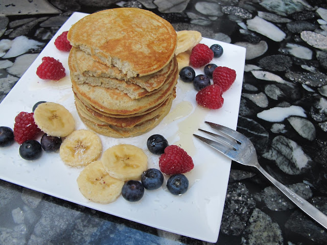 Quick Healthy Pancakes