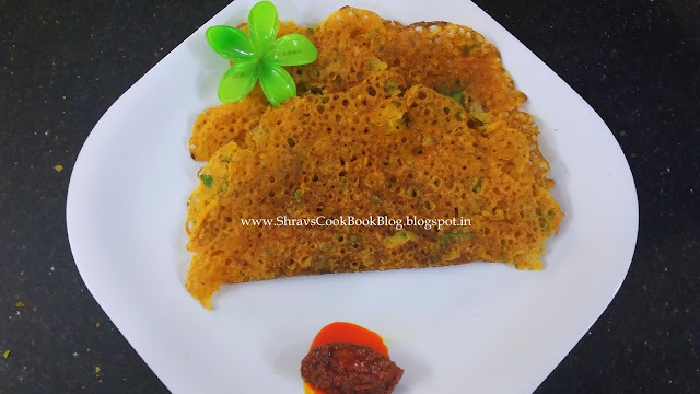 South Indian Rava Dosa Recipe Andhra style-How to prepare Rava Dosa crispy at home