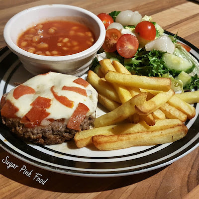 Slimming World Friendly Recipe: Pizza Topped Burgers