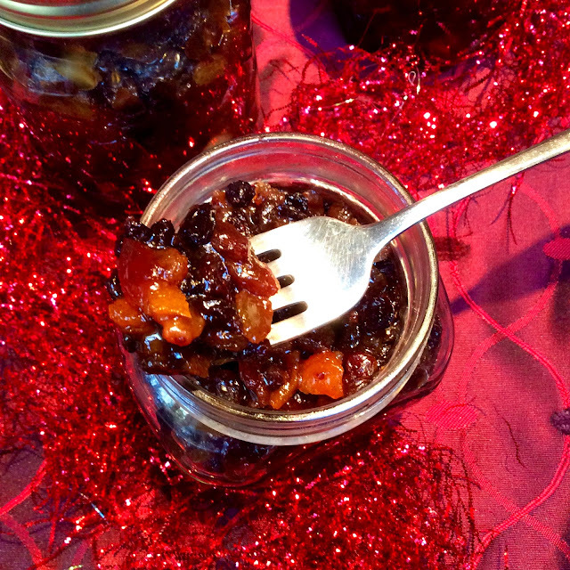 Mincemeat filling for mince pies