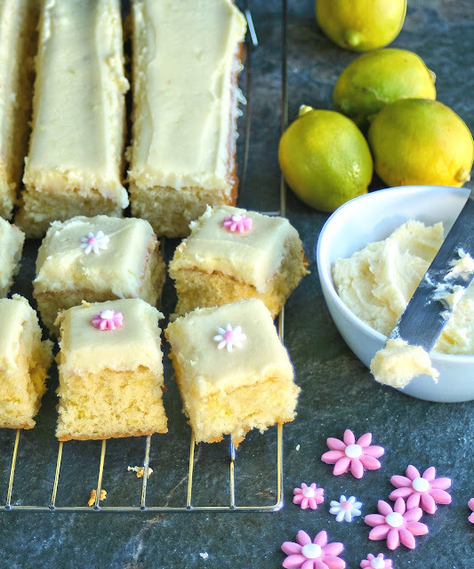 The Lightest Lemon Squares
