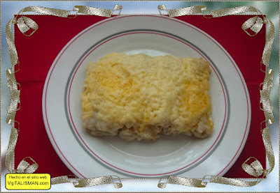 CANELONES SABOR PIZZA CON LUÍS THATE