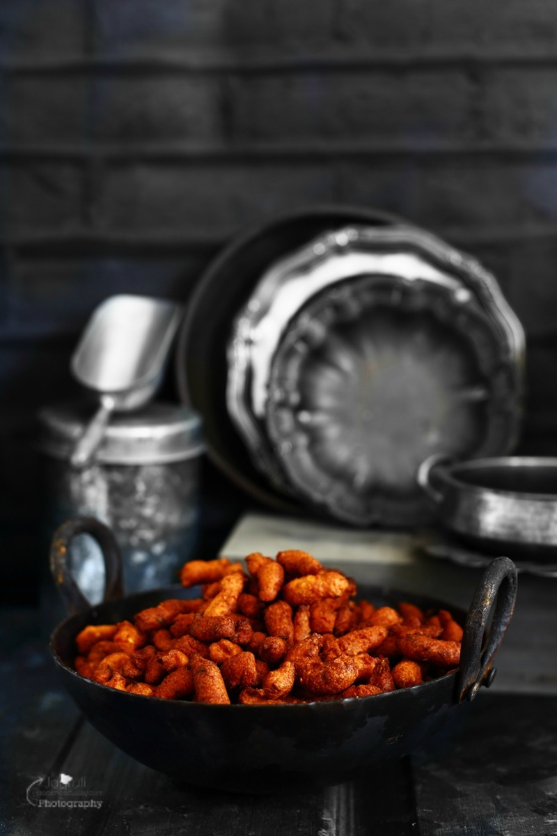 Masala Fulwadi - Deep fried spicy snack originate from Gujarat #farsan #gujaraticuisine #gujaratithali #authenticdish