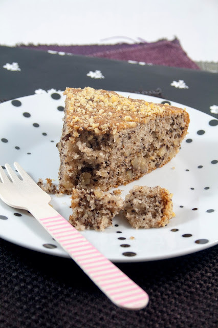 Torta alle noci sofficissima senza burro / Soft walnut cake without butter