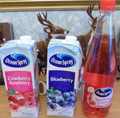 New fizz, cocktails and mocktails, courtesy of Ocean Spray (review)