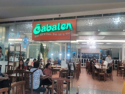 Cabalen Eat-All-You-Can Buffet Food Review & Contest Giveaway