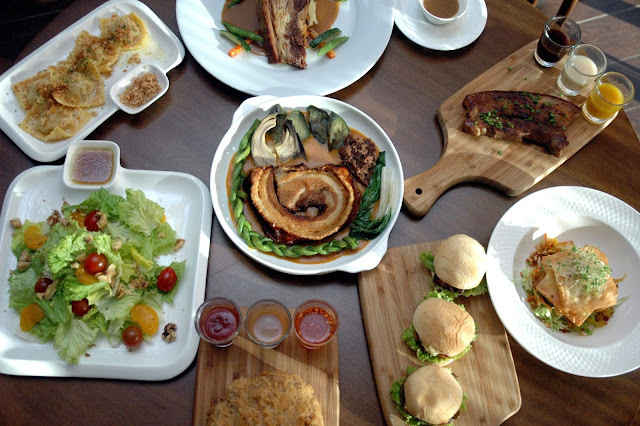 A Taste of Feel Good Food at Bistro United