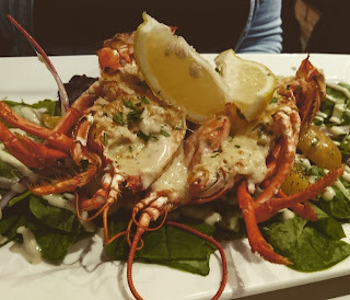 Review: Mussel Inn, Edinburgh
