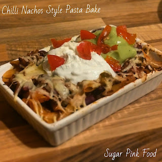 Slimming World Recipe: Chilli Nacho Style Pasta Bake