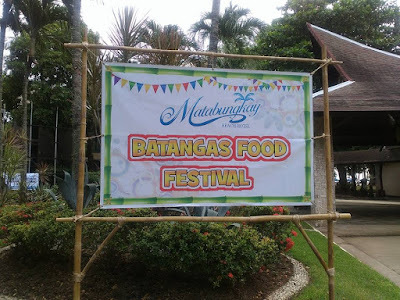 Batangas Food Festival in Matabungkay Beach Hotel by Filipino Culinary Masters