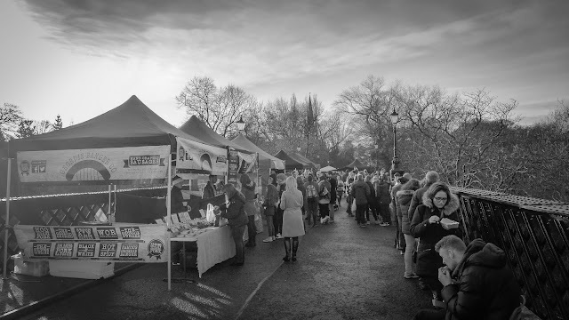 Lovely things to do #6: Go to Jesmond Food Market