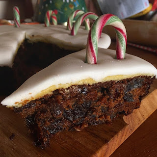 MATTYB'S GREAT BRITISH CHRISTMAS CAKE