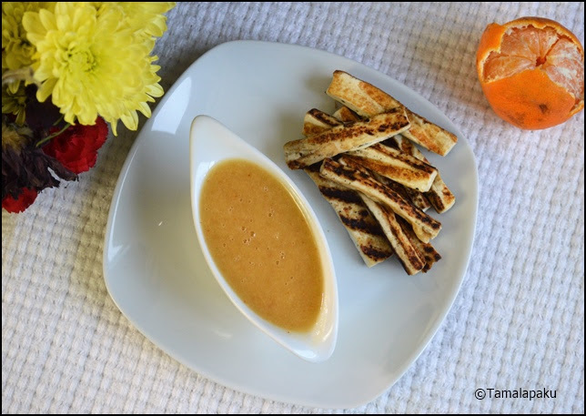 Pineapple Dipping Sauce