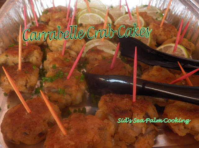 Crab Cakes, my way aka Carrabelle Crab Cakes