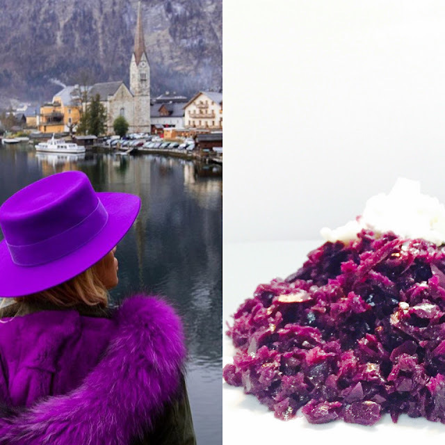 Fashion Food - Stufato di cavolo viola
