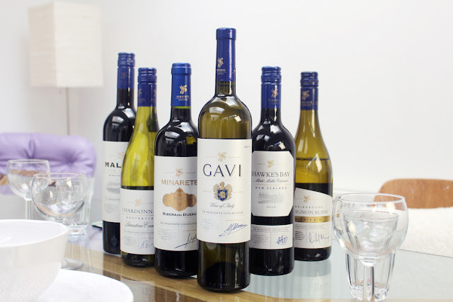 the exquisite collection by aldi - a wine review