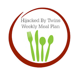 Weekly Meal Plan - Week 3 2017