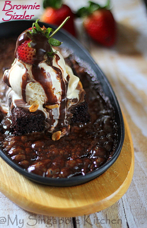 Brownie Sizzler