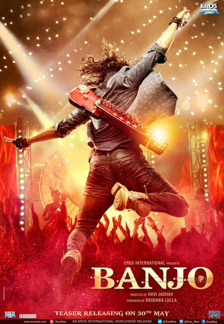 Banjo trailer out: Riteish Deshmukh, Nargis Fakhri do a Rockstar with Marathi flavour