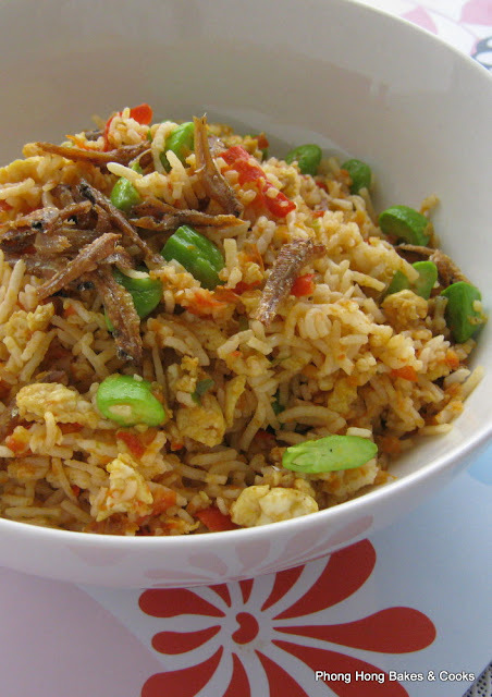 Nasi Goreng Petai (Stinky Bean Fried Rice)