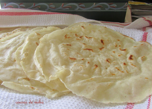 "Tortillas de maíz ""Reto Bake The World"""