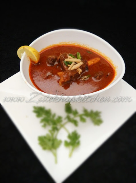 Recipe of Mutton Nihari