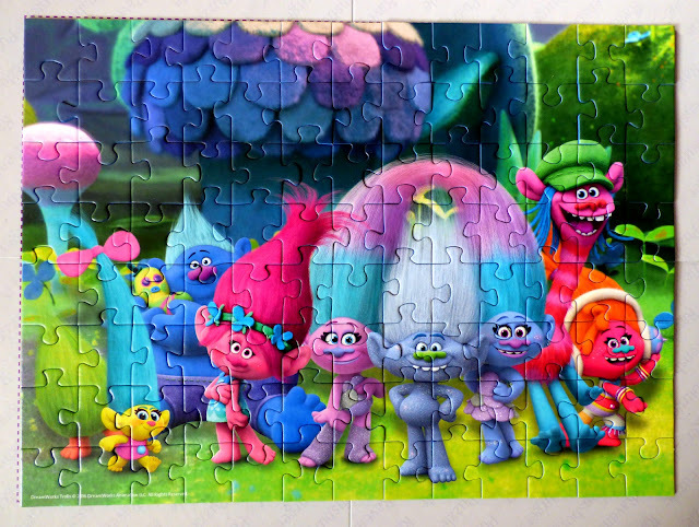 Trolls 100pc jigsaw puzzle from Ravensburger