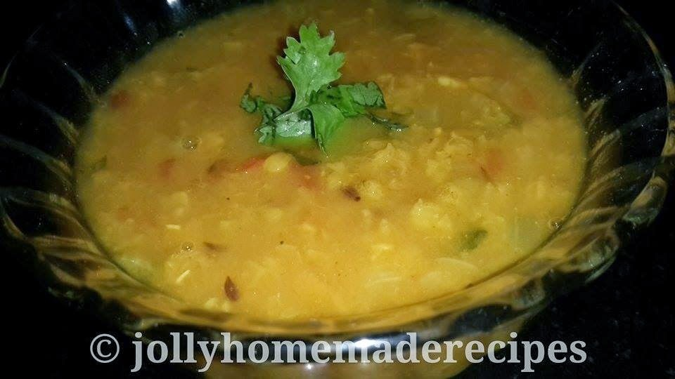 Dal Fry | Dhaba Style Dal Fry Recipe