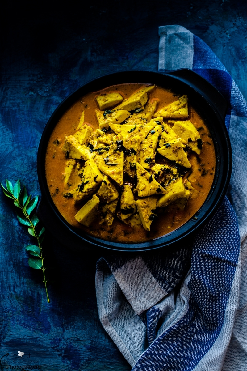 Paneer Chettinad - National Curry Week 2016
