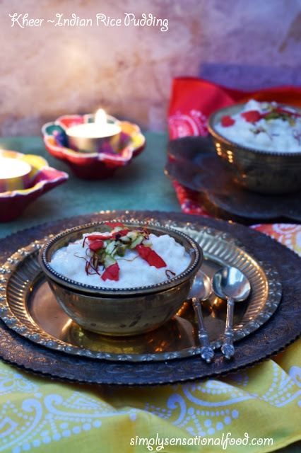 Kheer Indian rice pudding in Redmond Multi Cooker