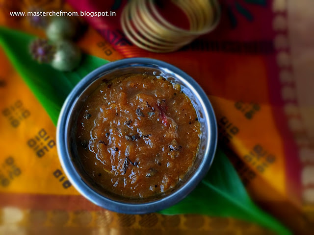 Mango Pacchadi | Mangai Pachadi | Raw Mango Chutney | Puthandu Pacchadi |Tamil New Year Pacchadi |How to make Mango Pacchadi at Home | Festival Special Recipe