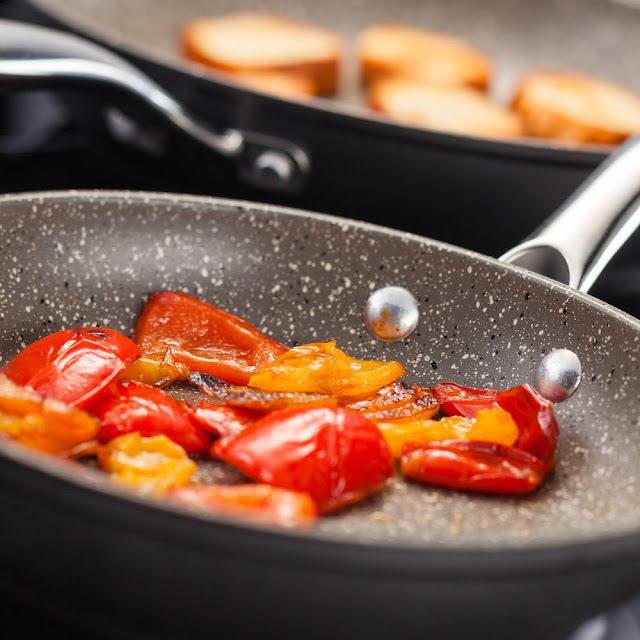 Rocktanium Frying Pan from Stellar Cookware