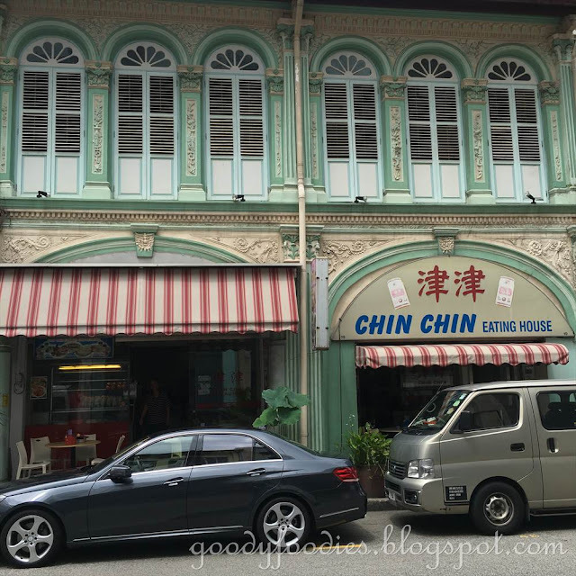 Chin Chin Eating House, Purvis Street, Singapore