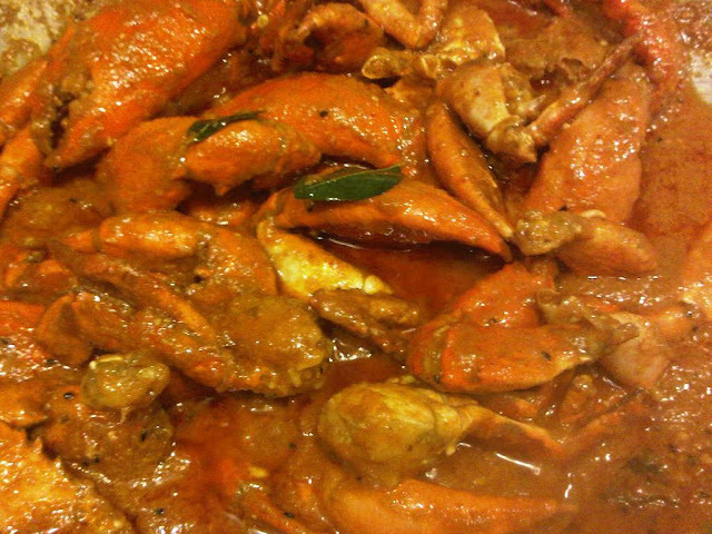 Bicol Express Crab Curry #SeafoodRecipesWorldwide