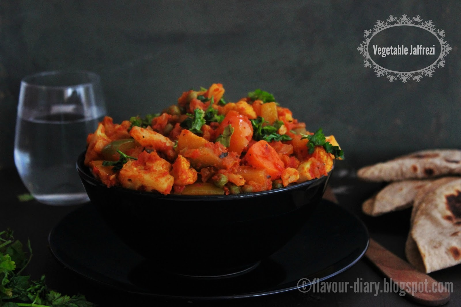Vegetable Jalfrezi Recipe | Vegetarian Curry | Flavour Diary