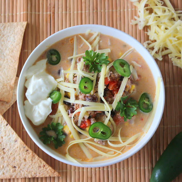 Ultimate Tex-Mex Tater Soup