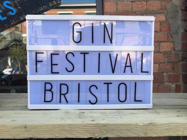 A Tipple or Two at The Gin Festival