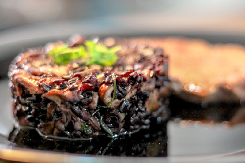 Arroz Negro: tesouro do Mediterrâneo!