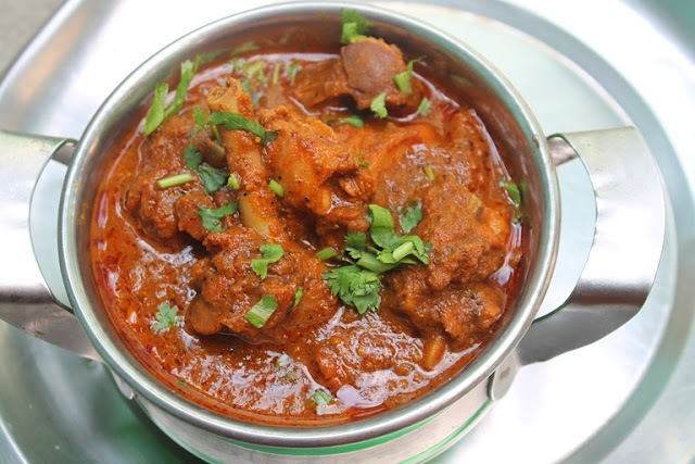 Kerala Style Chicken Curry Recipe