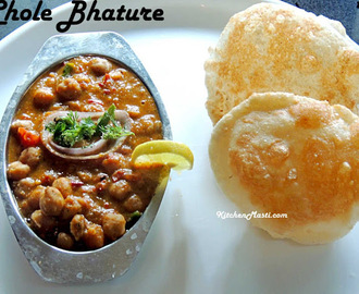 Hebbar S Kitchen Chole Bhature