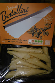 Introducing the new limited edition Bertollini pasta (review)