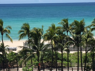 Review: Fontainebleau hotel, South Beach, Miami